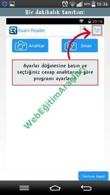 Exam_Reader_Web_Eğitim_Araçlari