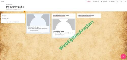 Padlet_webegitimaraclari