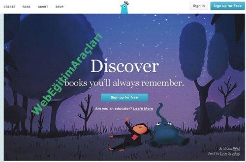 storybird_anasayfa Storybird