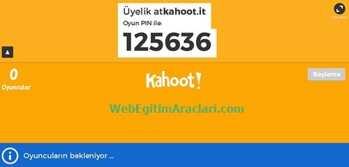 kahoot_calistir3 Kahoot