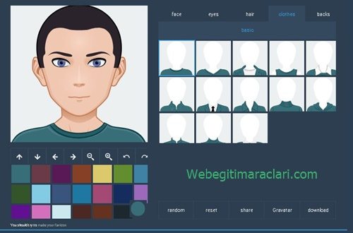 Face.co Web 2.0 Uygulaması