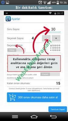 Exam_Reader_Web_Eğitim_Araçları