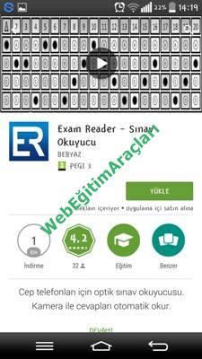 Exam Reader